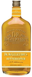 Dr. Mcgillicuddy's Liqueur Intense Butterscotch 1.00l